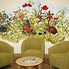 Hospice Painting Finish by Bev  Wells