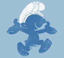 krazy blue by jerbing33