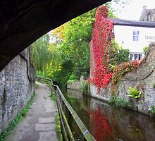 Skipton Canal Bridge by Nixcy