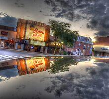 Reflections at the Movies by Matt Erickson