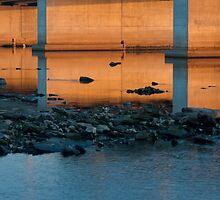 Golden Bridge by haominli