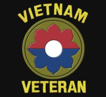 9th Infantry Division (Vietnam Veteran by Walter Colvin