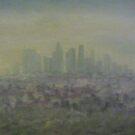 L.A. View from Griffith Observatory by E.E. Jacks