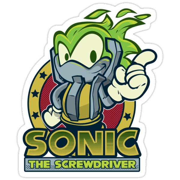 Sonic the Screwdriver! by nikholmes