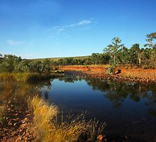 Fording a creek in the Kimberley by georgieboy98