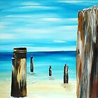 Old Busselton Jetty by GivenToArt