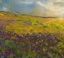 Lavender Hills by nikkiidaniels