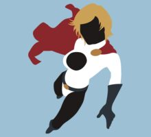 Power Girl by RiskGambits