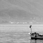 Fishermen. Bay of Fethiye. Turkey by Greig  Cowie