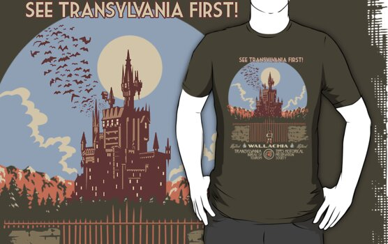 See Castlevania First! by ninjaink