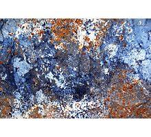 Untitled Blues Photographic Print