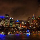 Sydney City CBD Australia HDR by Preston Timmins