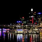Darling Harbour, Sydney  by Preston Timmins