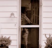 The Real Welcome Home by Donnie Voelker