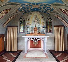 Italian Chapel of Lamb Holt by kalaryder