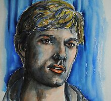 Alex Pettyfer-Featured in the No Nudes group and in Painters universe group  by FDugourdCaput
