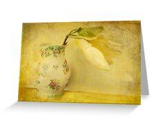 Fresco Greeting Card