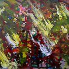 Meteor shower by Linda Ridpath