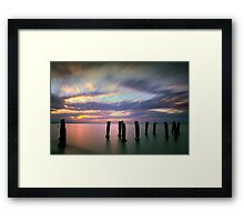 Moving - Clifton Springs Framed Print