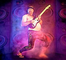 Mr ROCKtober! by Mick Smith