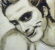 Ace Ventura - aka Jim Carrey by Nat Herraman