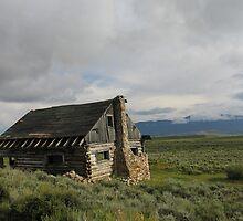 Abandoned Stone Rural 2 by Brett Hanavan