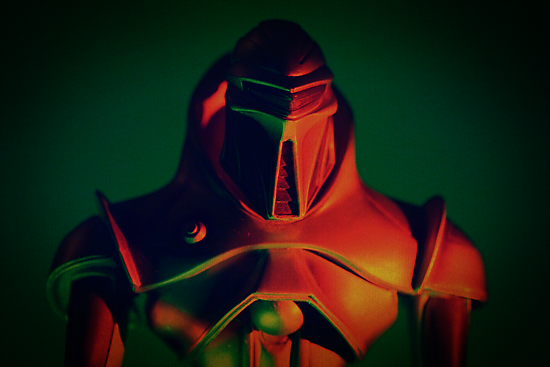 cylon centurion by puppaluppa