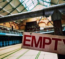 empty! by Michelle McMahon