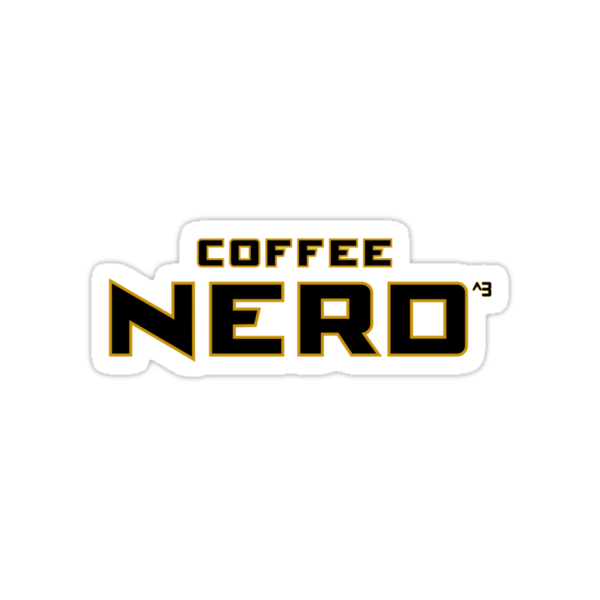 Coffee Nerd by cubik