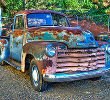 Old Chevy. by Diego  Re