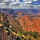 Grand Canyon view (HDR) by zumi