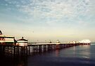 Ocean - Blackpool North Pier by Liam Liberty
