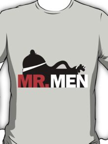 Mad Mr. Men T-Shirt