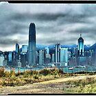 HongKong Nobody-Victoria Harbour by HoraceLee