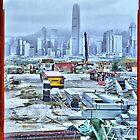 HongKong Nobody- Victoria Harbour by HoraceLee
