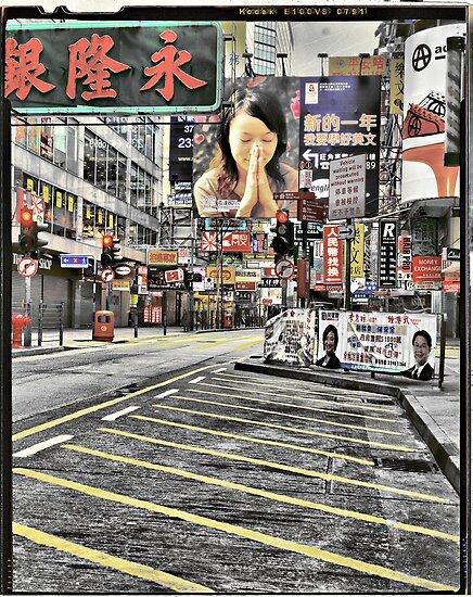 HongKong Nobody-Mong Kok by HoraceLee