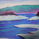 seascape-ice world by lamlam