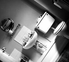 The bathroom beckons by Sarah Cowan