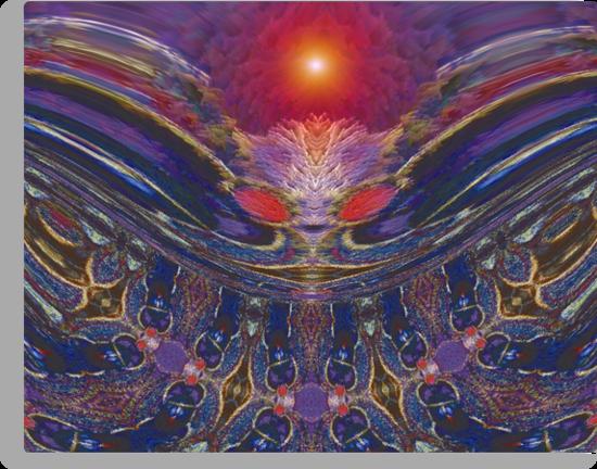Spacedevil by cloude-vigal