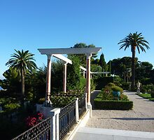 Gardens Of The Ephrussi de Rothschild Villa by Fara