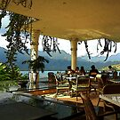 Breakfast In Hanalei by James Eddy