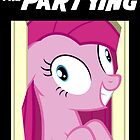 The Partying Poster by pyrrhura