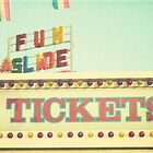 tickets to the fun slide by beverlylefevre