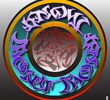 Know Thyself Symbiotogram  by Jerry Crow