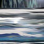 Indigo Cliffs by linmarie