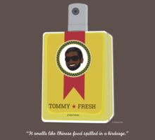 Tommy Fresh by BasqueInk