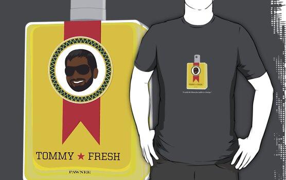 Tommy Fresh by BasqueInk