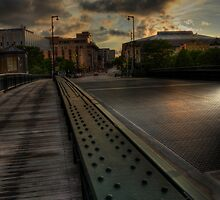 State Street Bridge, Milwaukee by Matt Erickson