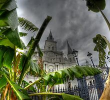 Saint Louis Cathedral, New Orleans by Matt Erickson