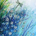 Dainty Daisies by  Linda Callaghan